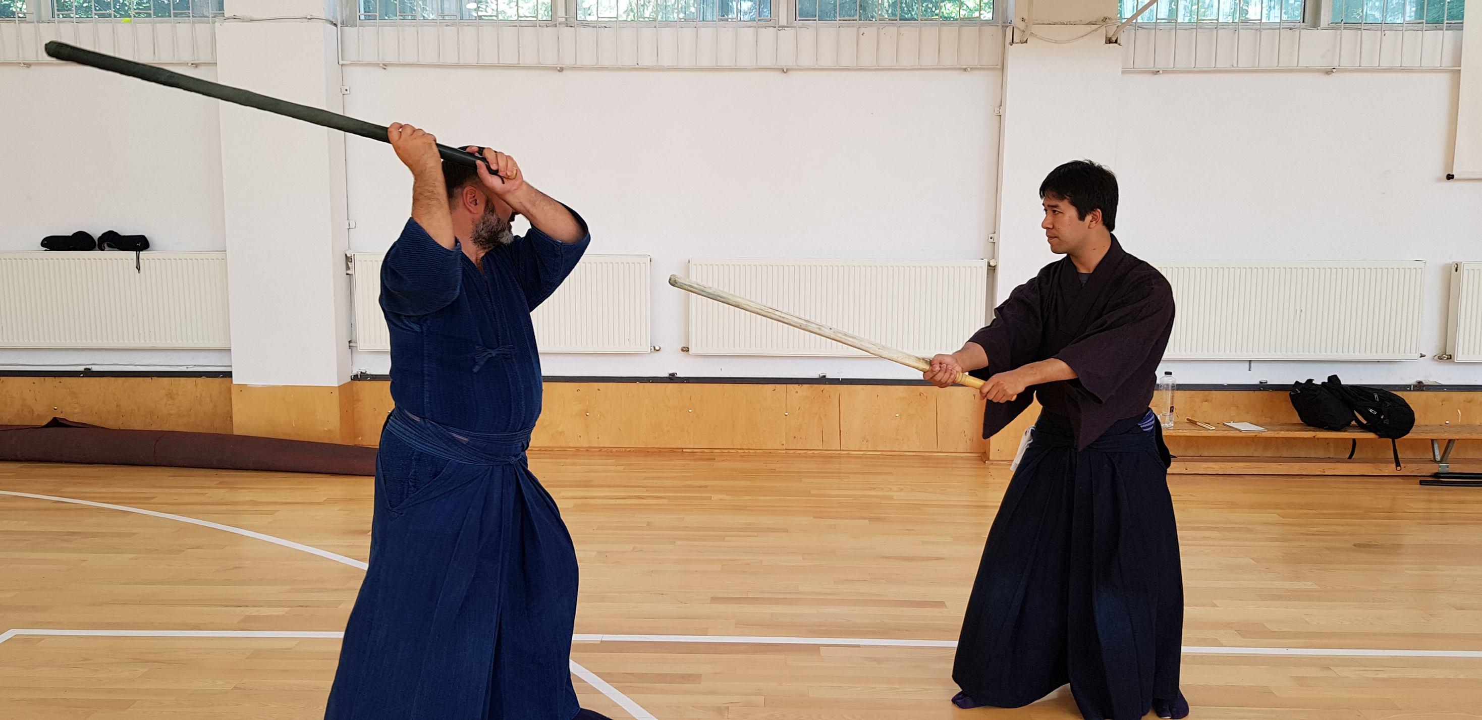 Takanashi Takara and Dragos Chiric