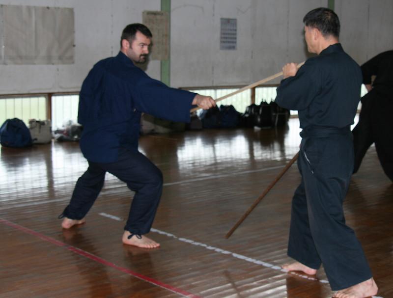 Antrenament Kenjutsu Niten Ichi Ryu_02
