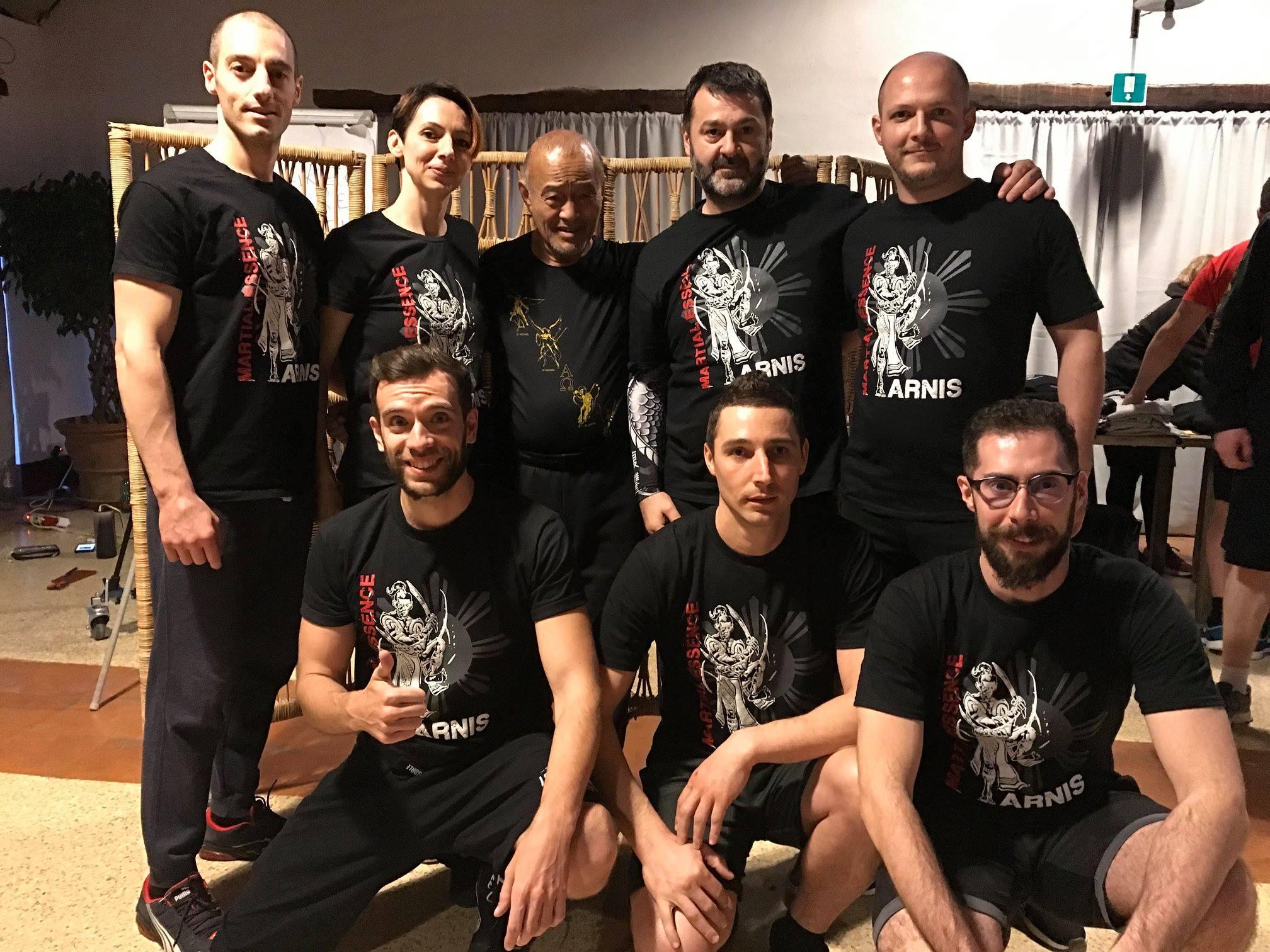Roma_2019_Inosanto_Seminar