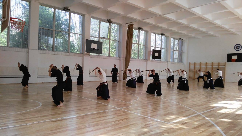 Seminar Kenjutsu 2017 Bucuresti