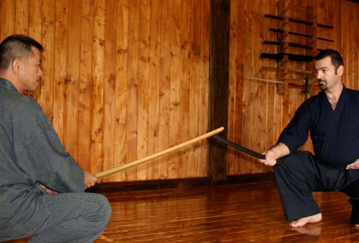 Iwami Toshio in Romania 2009_01
