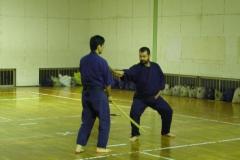 Antrenament Kenjutsu cu Tajiya Takanori Sensei