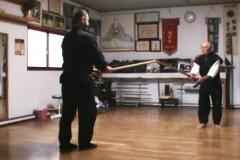 Dragos Chiric and Yamakita Takenori Sensei