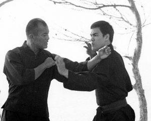 Bruce Lee & Dan Inosanto